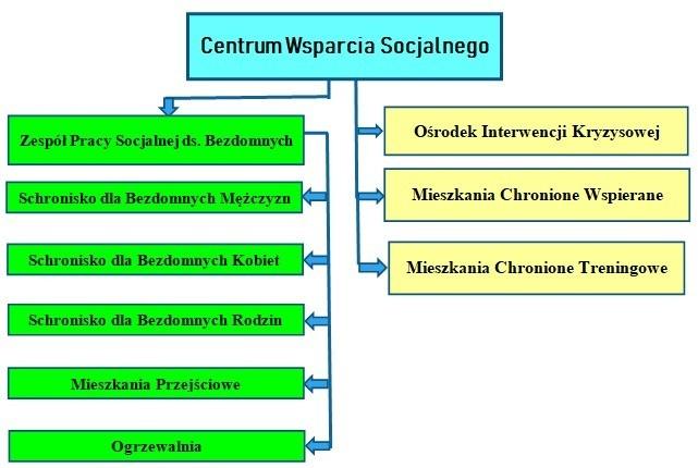 Schemat CWS